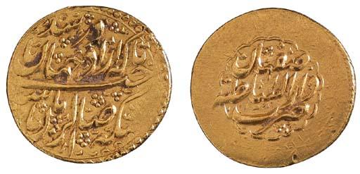 Hotaki Afghan, Azad Khan (1163