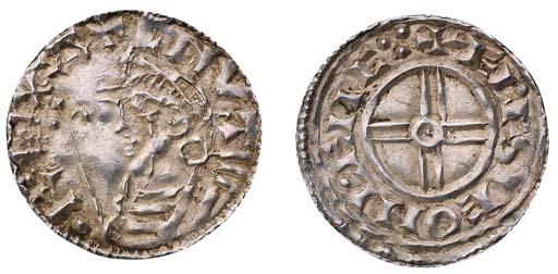Chester, short cross type, Ælf