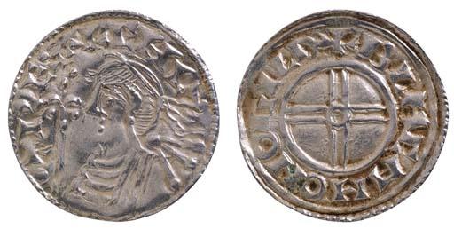 Guildford, short cross type, B
