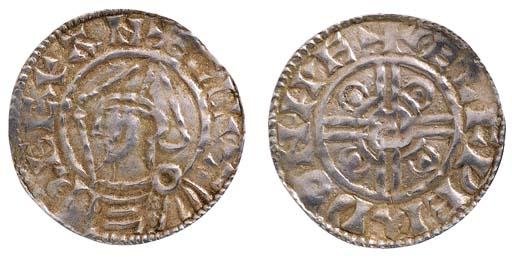 Hastings, helmet type, Ælfward