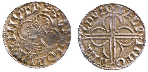 Maldon, quatrefoil type, Ælfwi