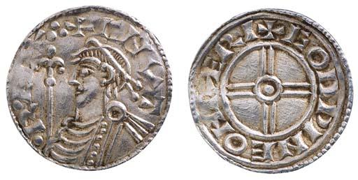 Warwick, short cross type, God