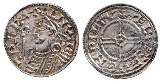 Wilton, short cross type, Ælfr