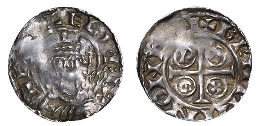 William I, PAXS type Penny, Ch