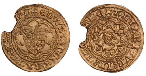 Edward III, Quarter-Noble, 1.8