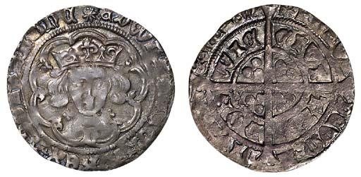 Edward IV, first reign, Groat,