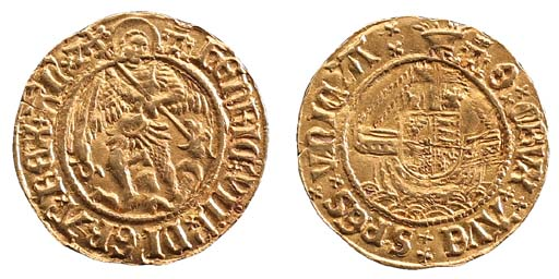 Henry VIII (1509-47), first pe