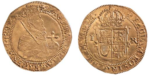 James I (1603-25), second coin