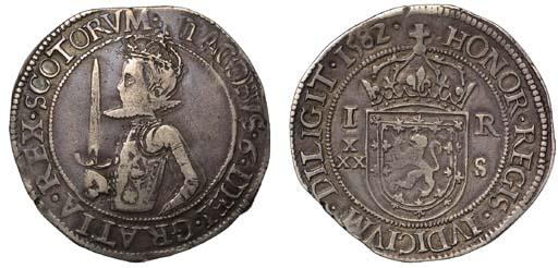 Scotland, James VI (1567-1625)