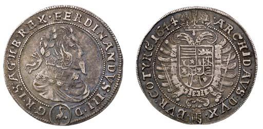 Austria, Ferdinand III (1637-5