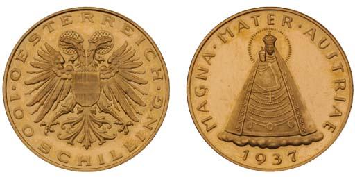 Austria, Republic (1918-), gol