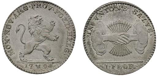 Belgium, Insurrection of 1790,