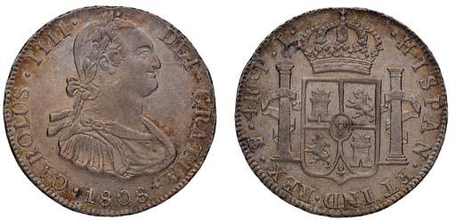Bolivia, Carlos IV (1788-1808)