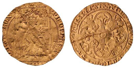Philip VI, Double d'or, 6.78g.