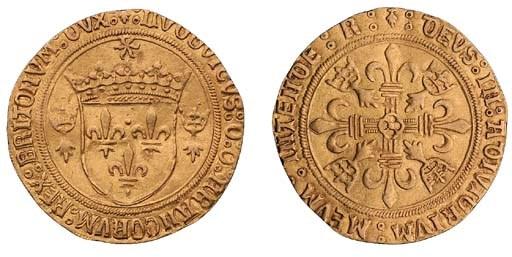 Louis XII, Écu d'or au soleil,