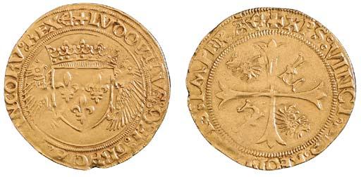 Louis XII, Écu d'or au porc-ép