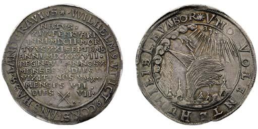 Hessen-Kassel, Wilhelm V (1627