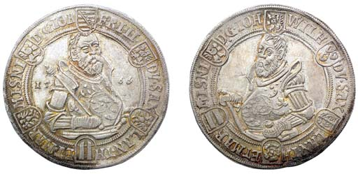 Saxony, Ernestine Line, Johann