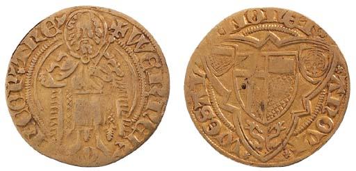 Trier, Werner v. Falkenstein (