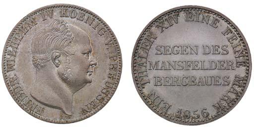 Prussia, Friedrich Wilhelm IV
