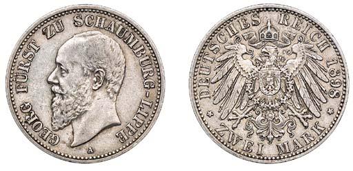 Schaumburg-Lippe, Adolf Georg