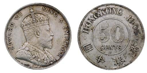 Hong Kong, Edward VII (1901-10
