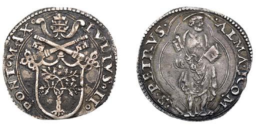 Italy, Papal  States, Julius I