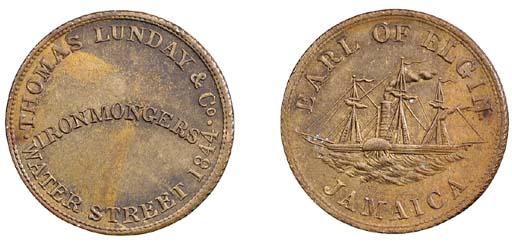 Jamaica, Thomas Lundie & Co.,