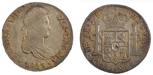 Peru, Ferdinand VII (1808-23),