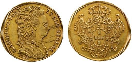 Portugal, Maria II (1786-99),