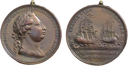 Captain Cook's Second Voyage t