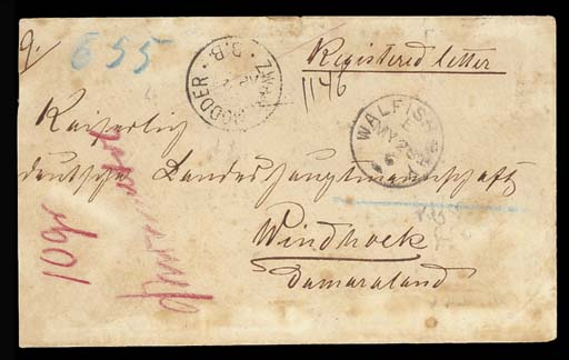 cover 1896 (Apr.) envelope reg