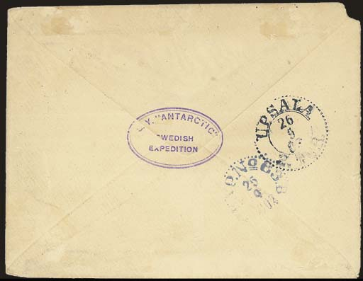 cover 1902 (19 Aug.) envelope