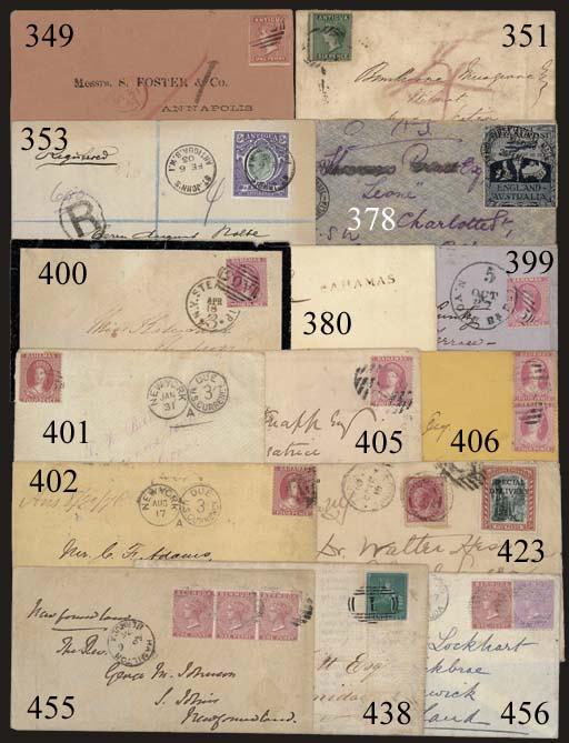 cover 1865-1903 CC, perf 14 1d