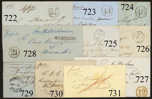 cover 1852 entire letter from