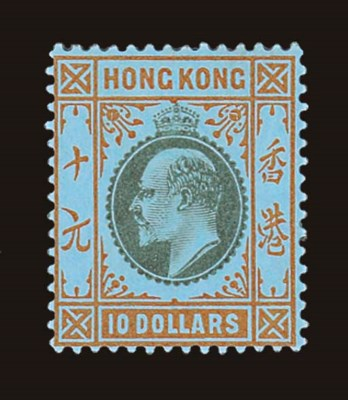 unused  1903 1c. to $10, very