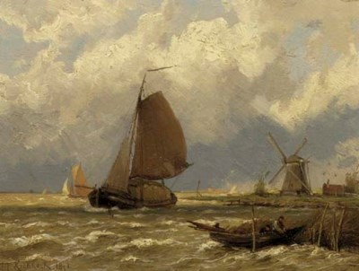 Gerard Koekkoek (Dutch, 1871-1