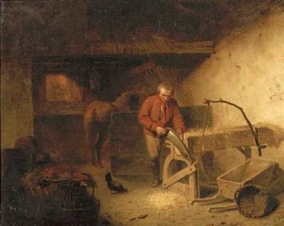 Johannes Engel Masurel (Dutch,