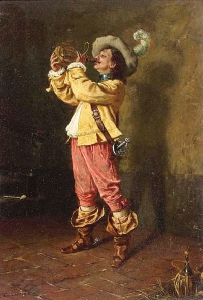 Eugenio Conti (Italian, 1842-1