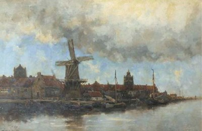 Hermanus Koekkoek Jun. (Dutch,