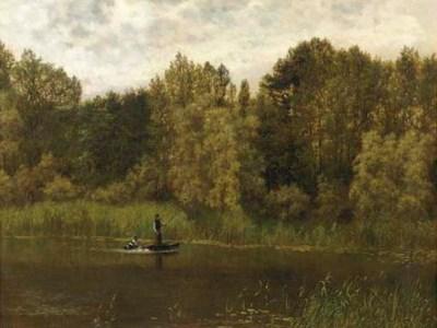 Willem Oppenoorth (Dutch, 1847