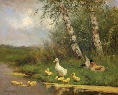 Constant Artz (Dutch, 1837-189