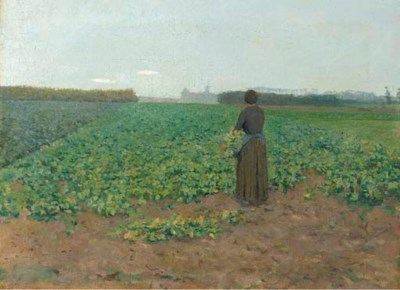 Anton Mauve Jun. (Dutch, 1876-