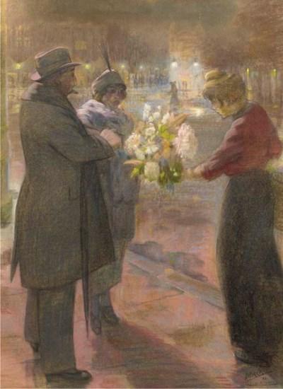 Henri Pieck (Dutch, b. 1895)