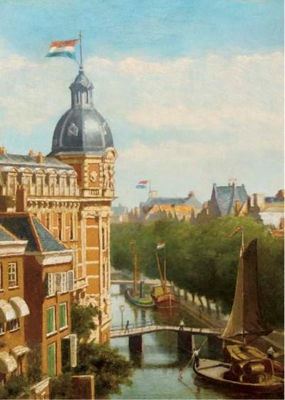 Maurits Monnickendam (Dutch, B