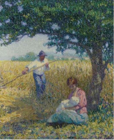 Raymond Thibesart (French, 187