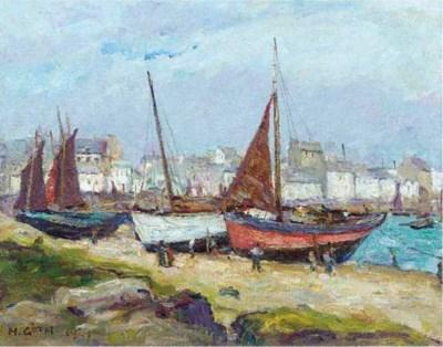 Moricz Goth (Dutch, 1873-1944)