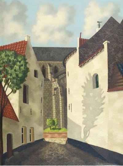 Toon van de Muysenberg (Dutch,