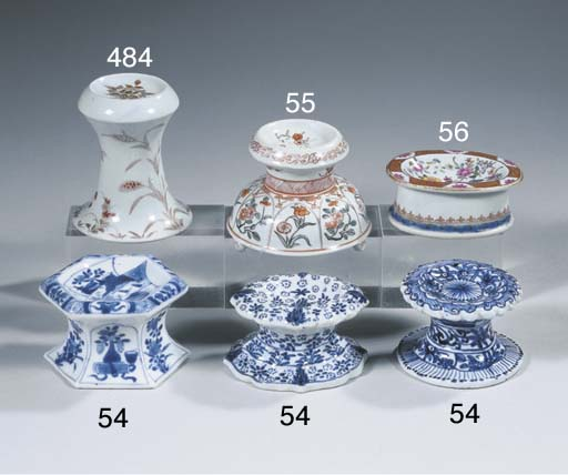 An assorted lot of imari and f