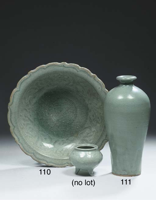 A Junyao vase, meiping